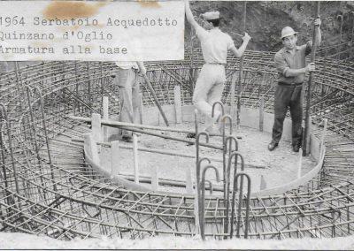 Serbatoio acquedotto