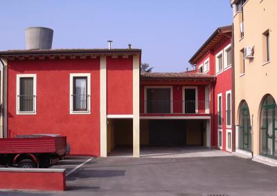 Via Manzoni Quinzano d'Oglio